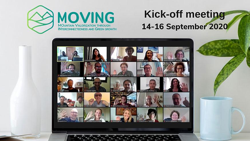 MOVING kick-off meeting