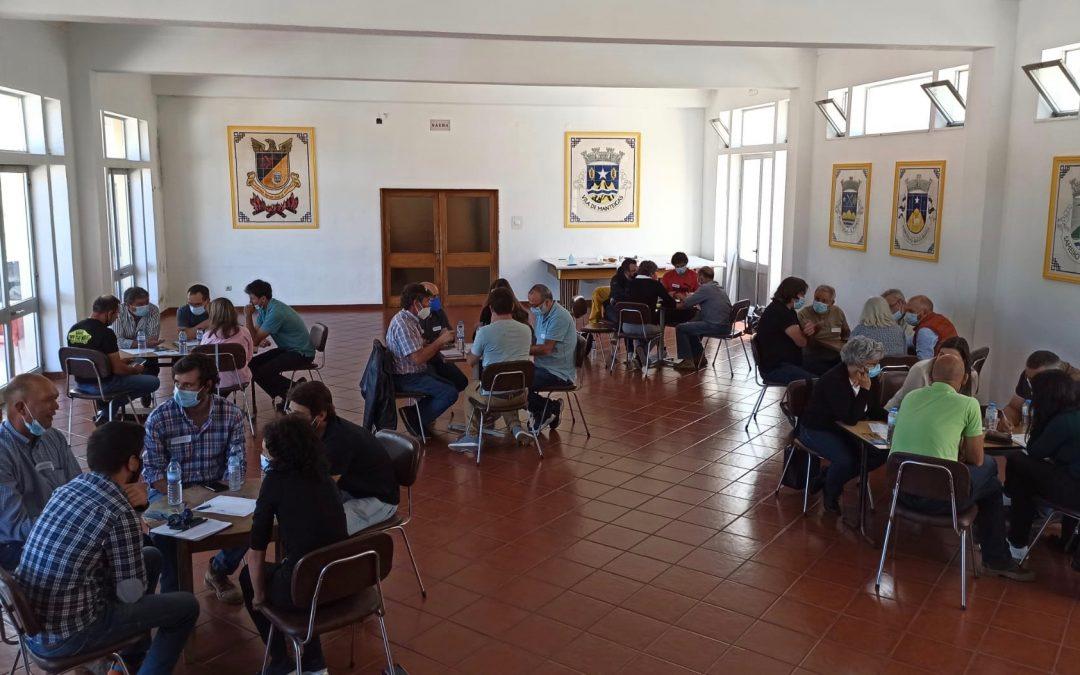 Kick-off meeting of Serra da Estrela regional Multi-Actor Platform
